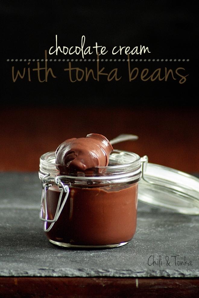 Chocolate tonka cream Chili & Tonka