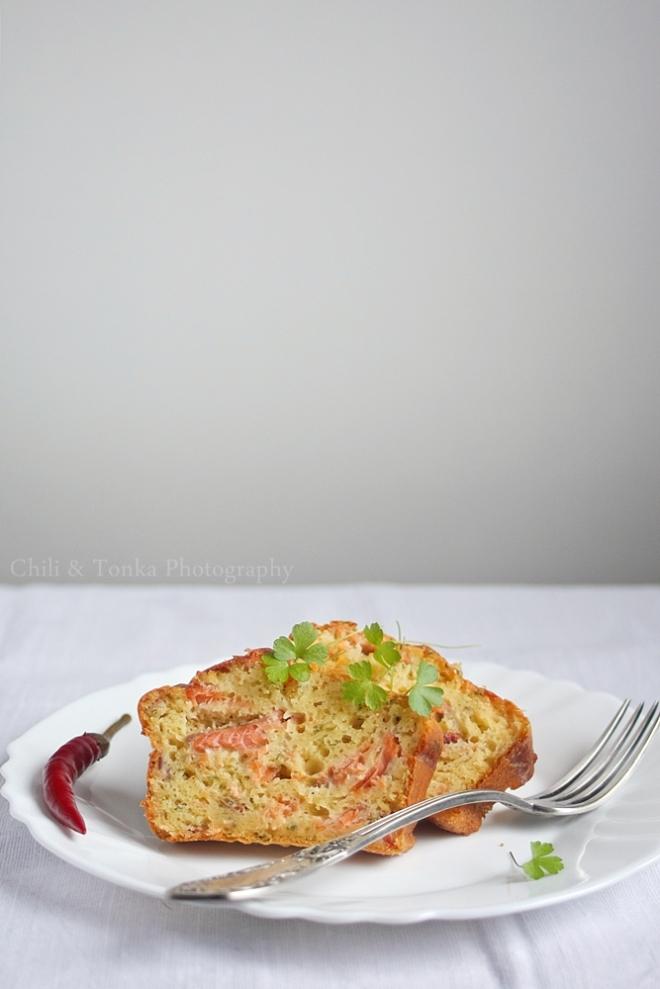 Ciasto z łososiem i chili 1 from Chili & Tonka
