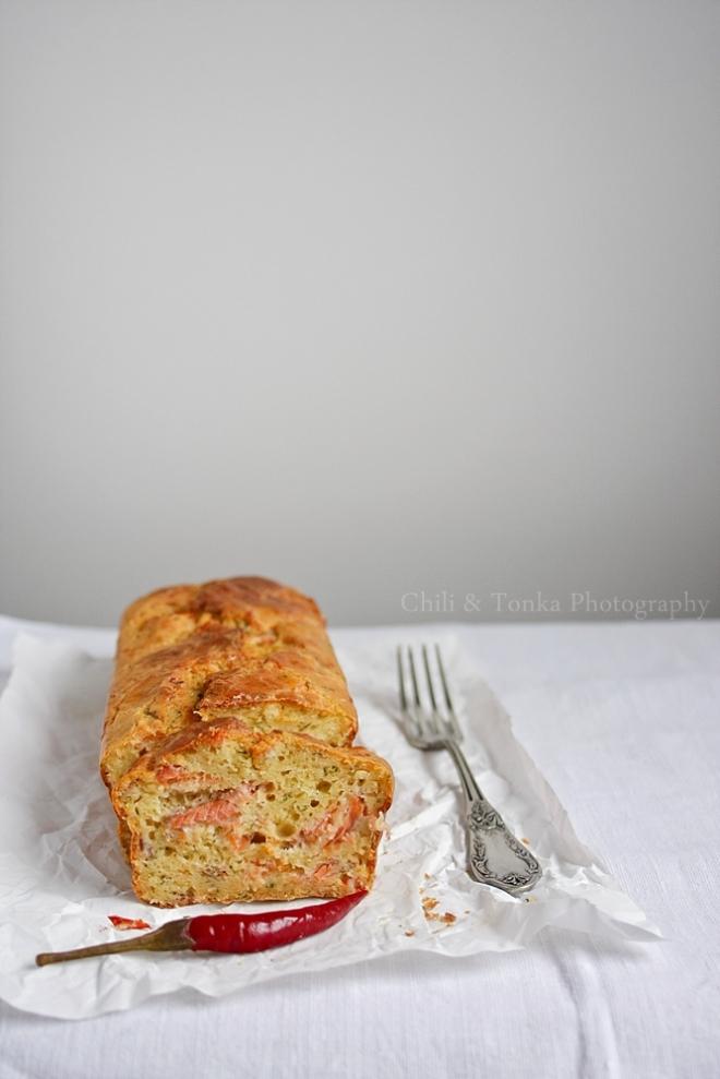 Ciasto z łososiem i chili 3 from Chili & Tonka