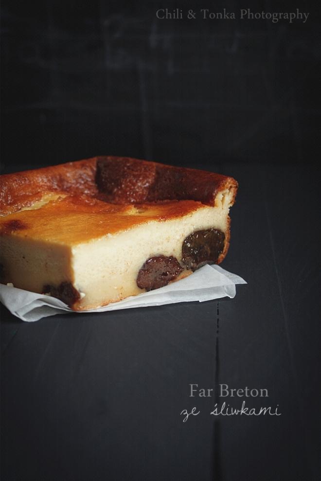 Far Breton- Chili & Tonka