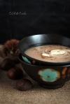 Kremowa zupa selerowo - kasztanowa Chili & Tonka