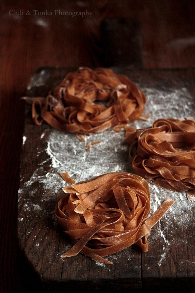 Makaron kasztanowy 3 - Chili & Tonka