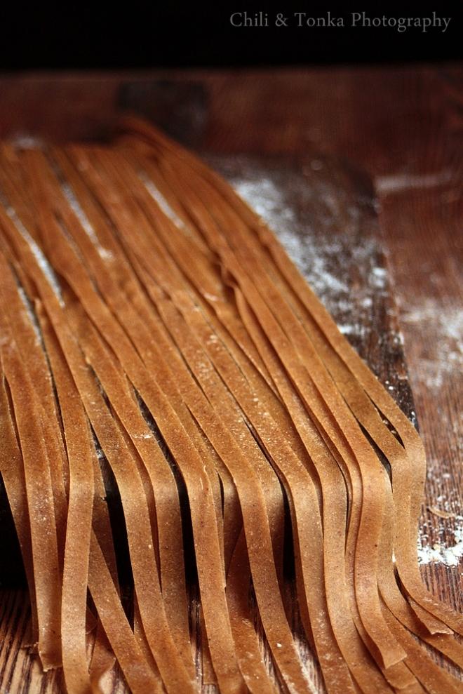 Makaron kasztanowy 4 - Chili & Tonka