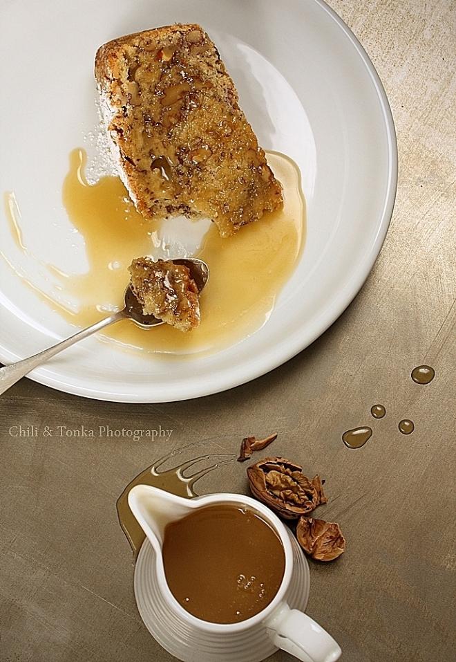 Ciasto orzechowe B Chili & Tonka