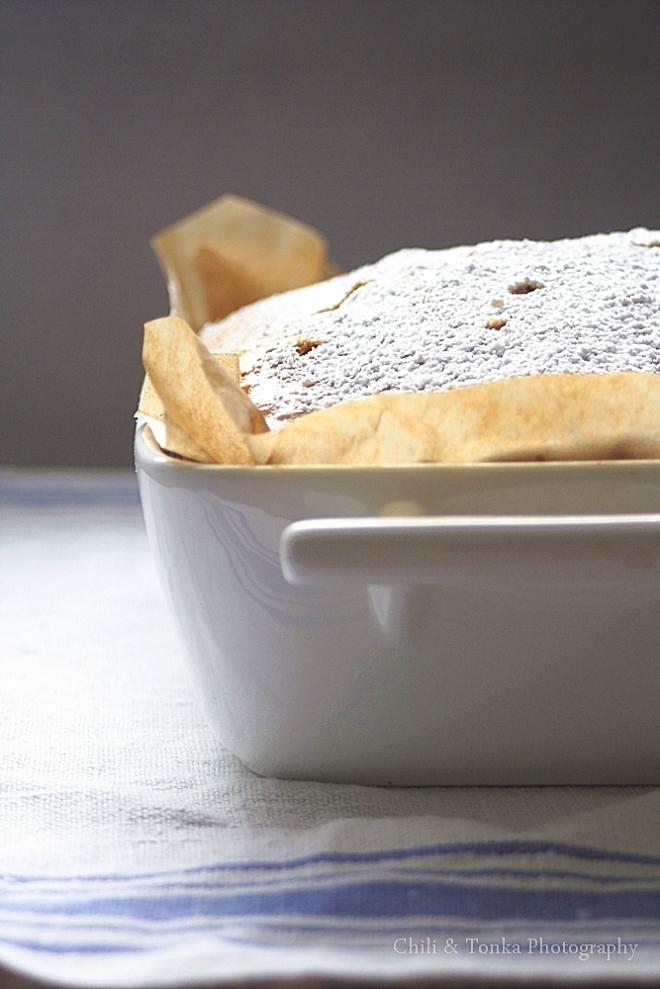 Ciasto orzechowe D Chili & Tonka