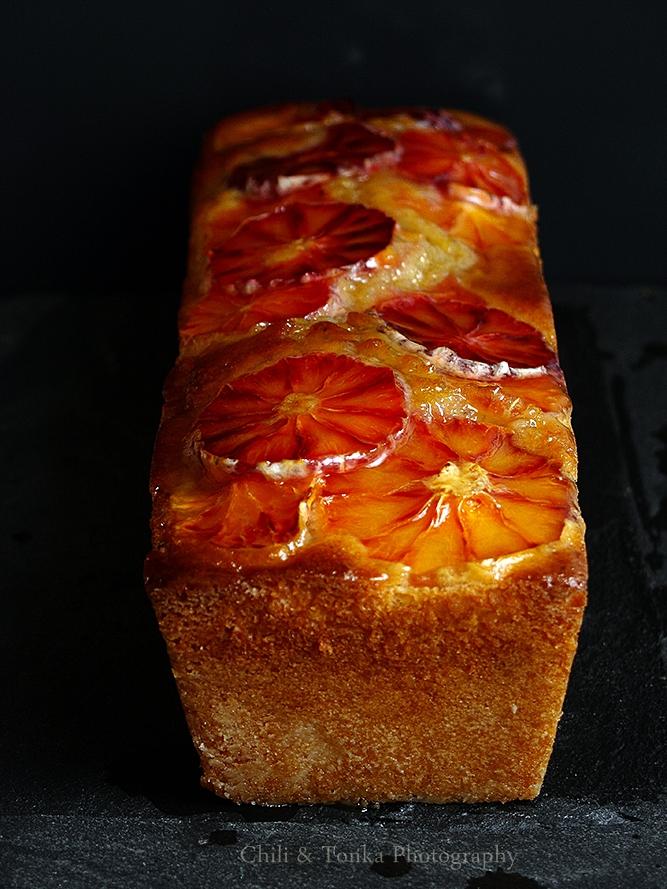 Ciasto pomarańczowe 2 Chili & Tonka