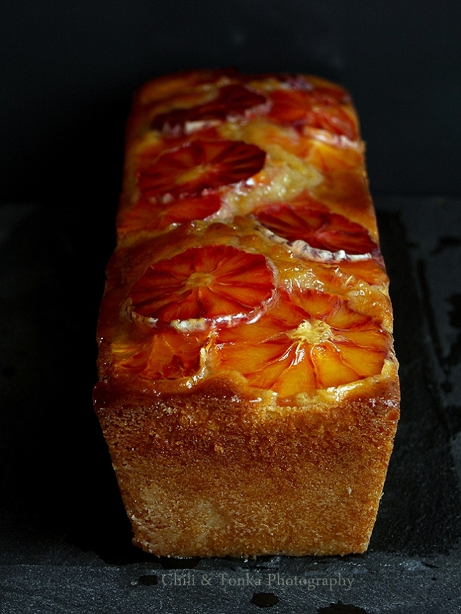 Yoghurt cake with blood oranges 3 Chili & Tonka