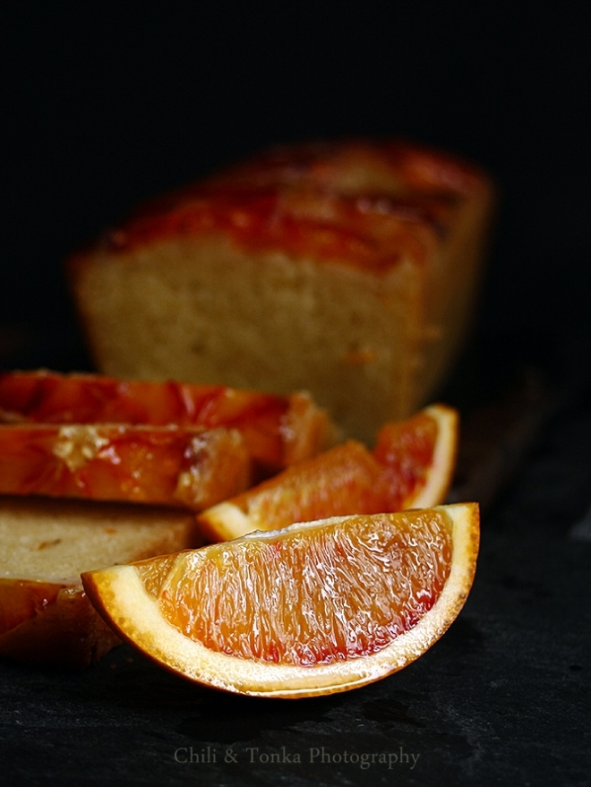 Ciasto pomarańczowe 4 Chili & Tonka