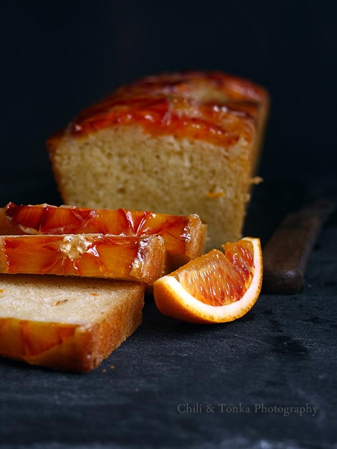 Ciasto pomarańczowe 6 Chili & Tonka