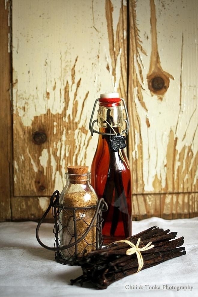 Cukier i ekstrakt waniliowy Chili & Tonka