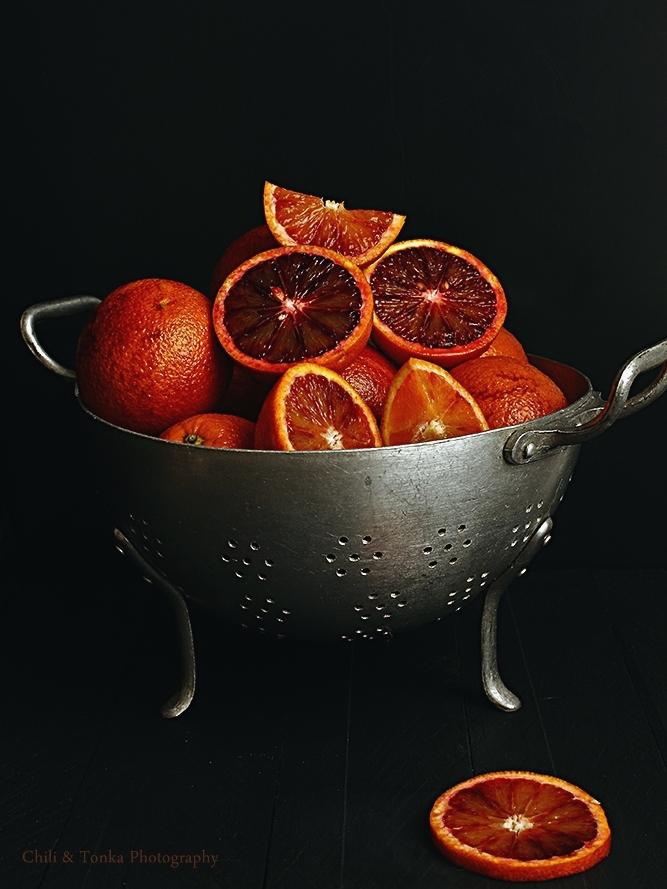 Pomarańcze 1 Chili & Tonka
