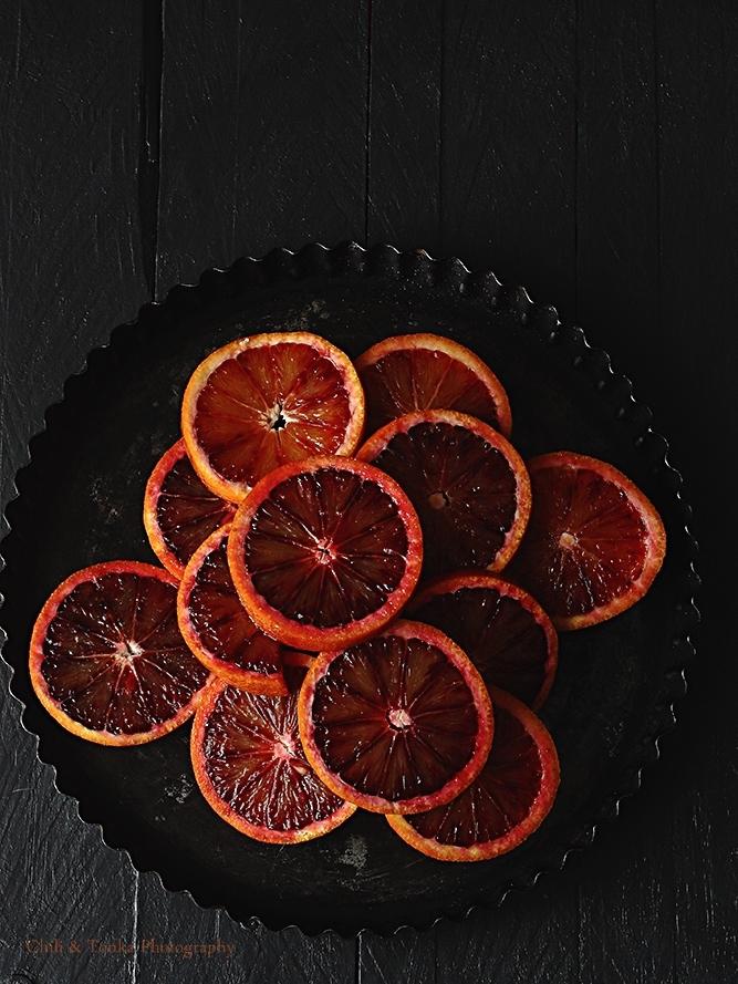 Pomarańcze 3 Chili & Tonka