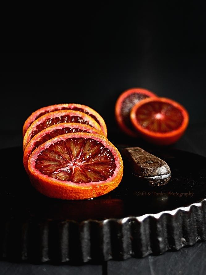 Pomarańcze 5 Chili & Tonka