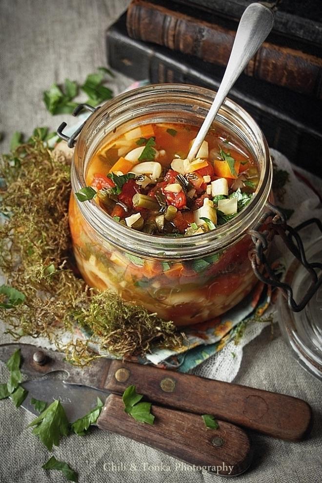 Zupa 2 Chili & Tonka