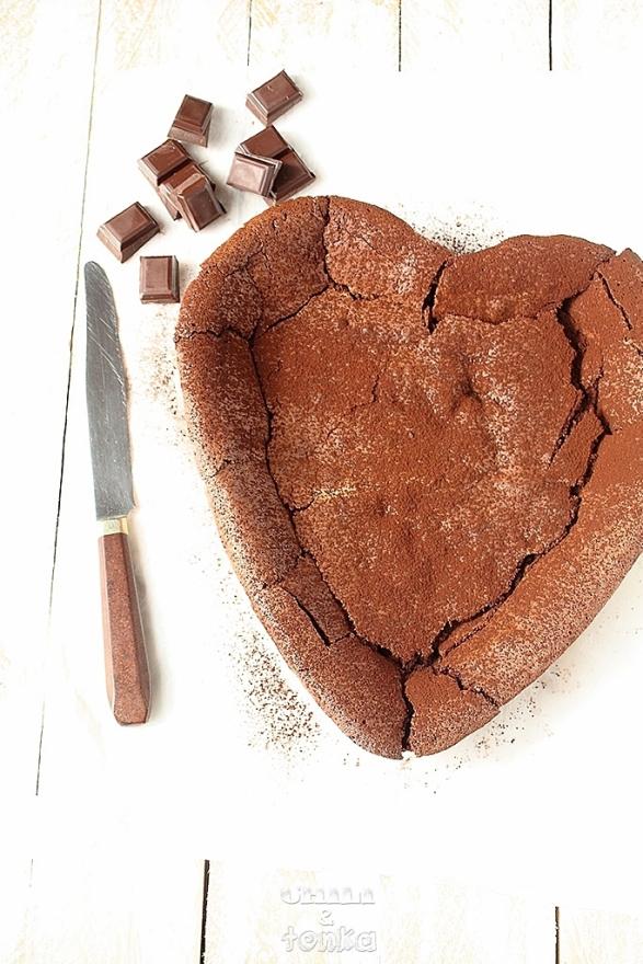 Ciasto czekoladowe 2 Chili & Tonka