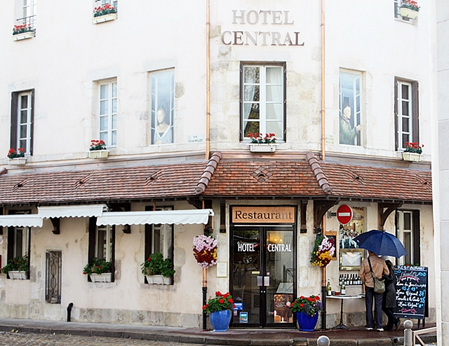 Hotel Central 640 Beaune