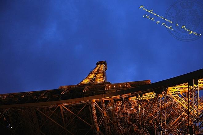 Pozdrowienia z Paryża Chili & Tonka