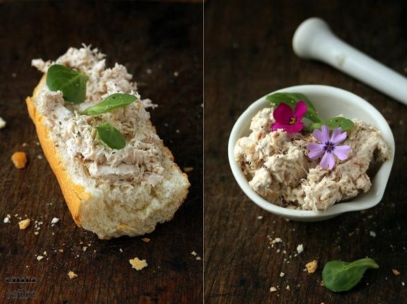 Kanapka i pasta Chili & Tonka