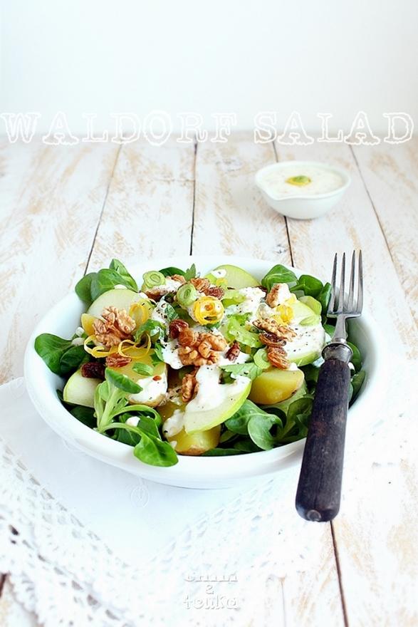 Waldorf salad Chili & Tonka