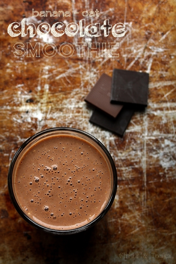 Smoothie czekoladowe 4 Chili & Tonka