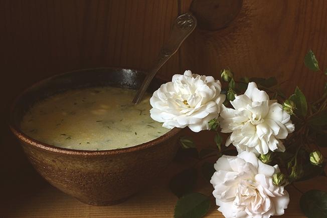Wileńska zupa koperkowa 5 Chili &Tonka