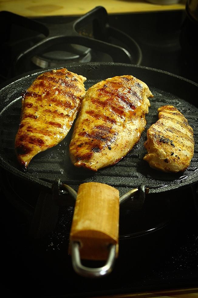 Grillowany kurczak 1 CT