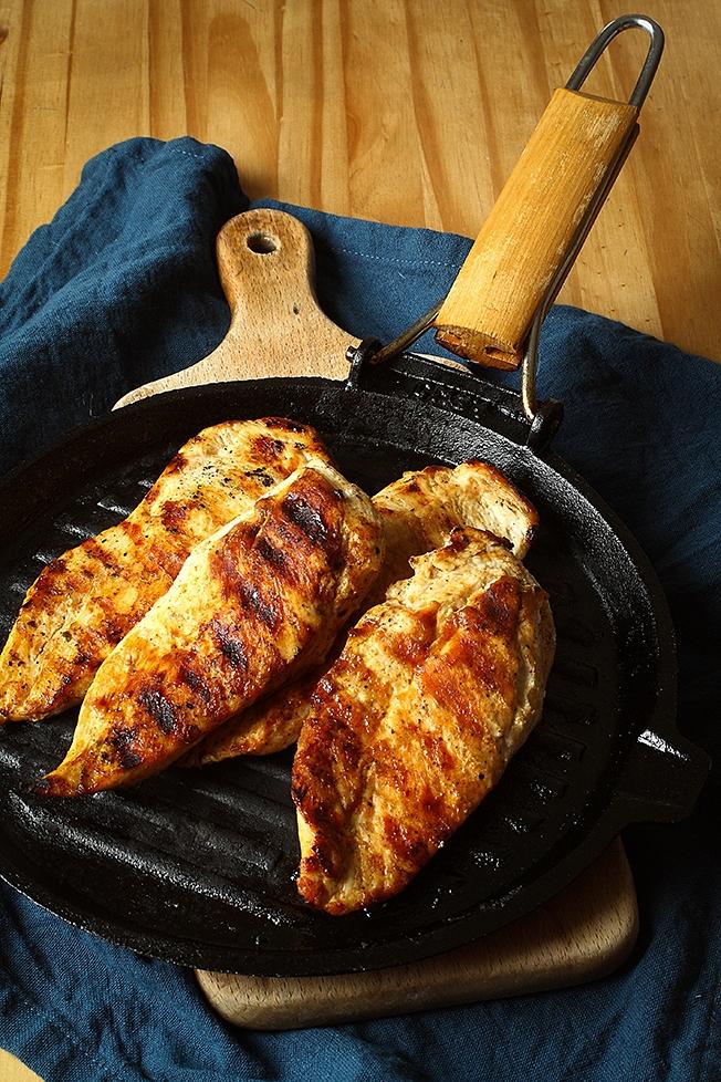 Grillowany kurczak 4 CT