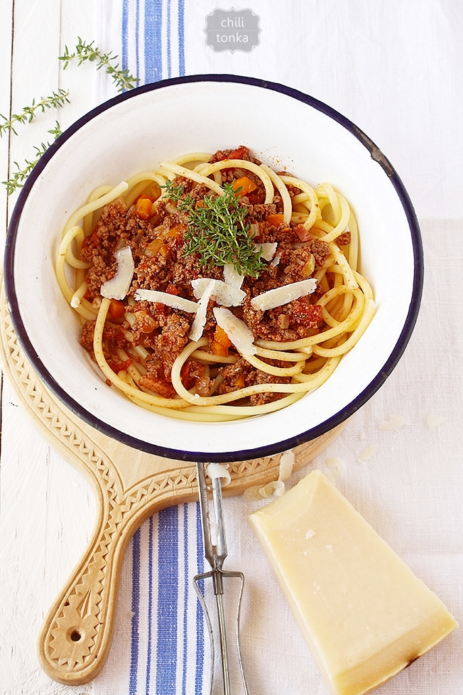 Bolognese sauce 4 CT