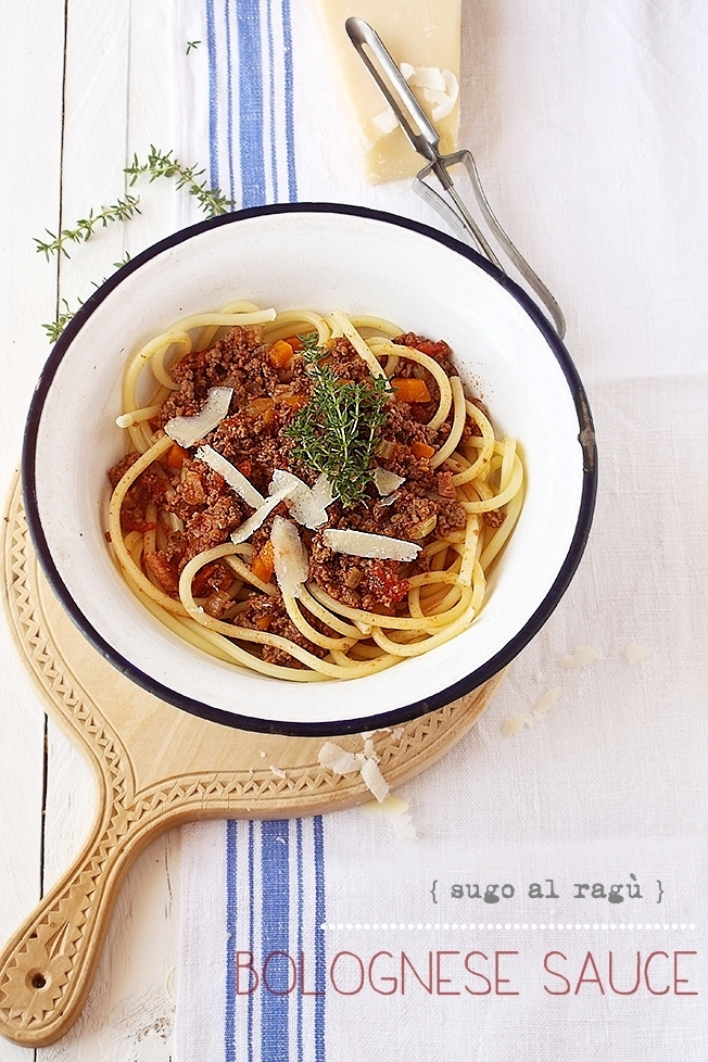 Bolognese sauce 5 CT