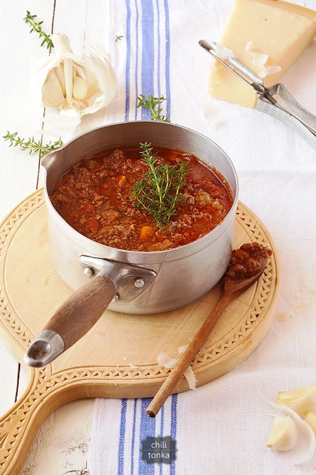 Bolognese sauce 7 CT