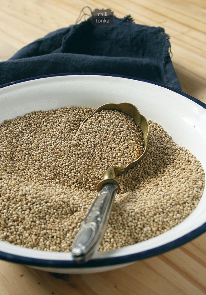 Quinoa CT