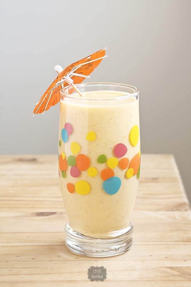 Smoothie mango - banan 1 CT