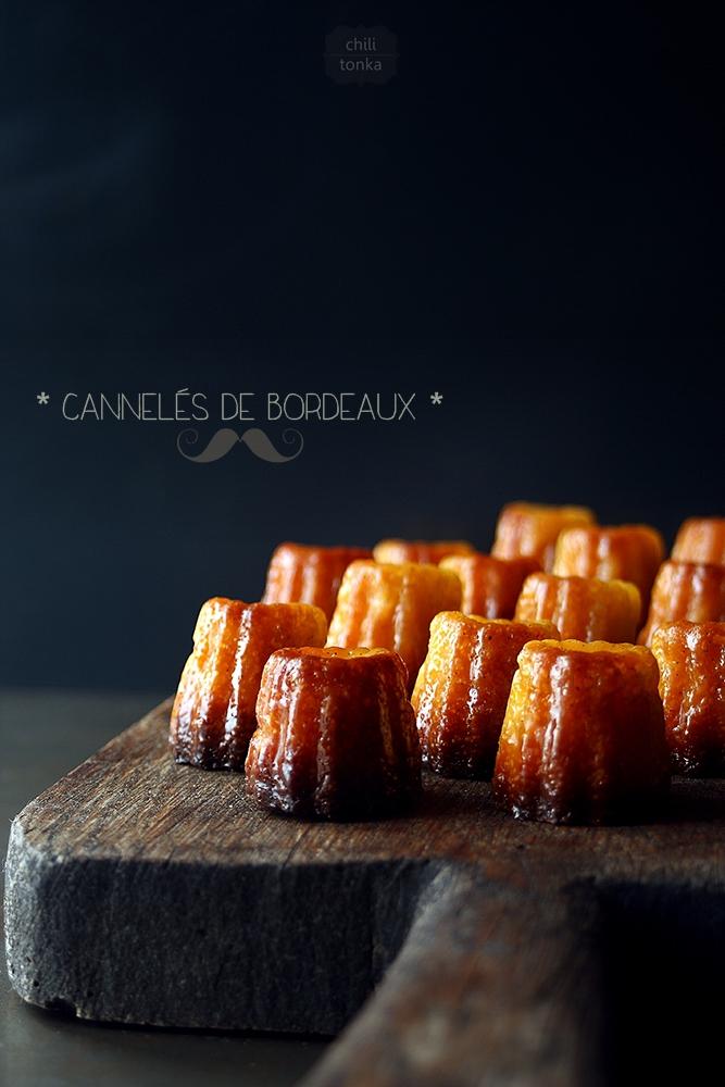 Cannelés de Bordeaux