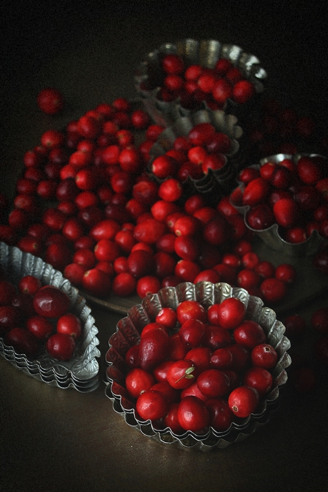 Cranberries Chili & Tonka