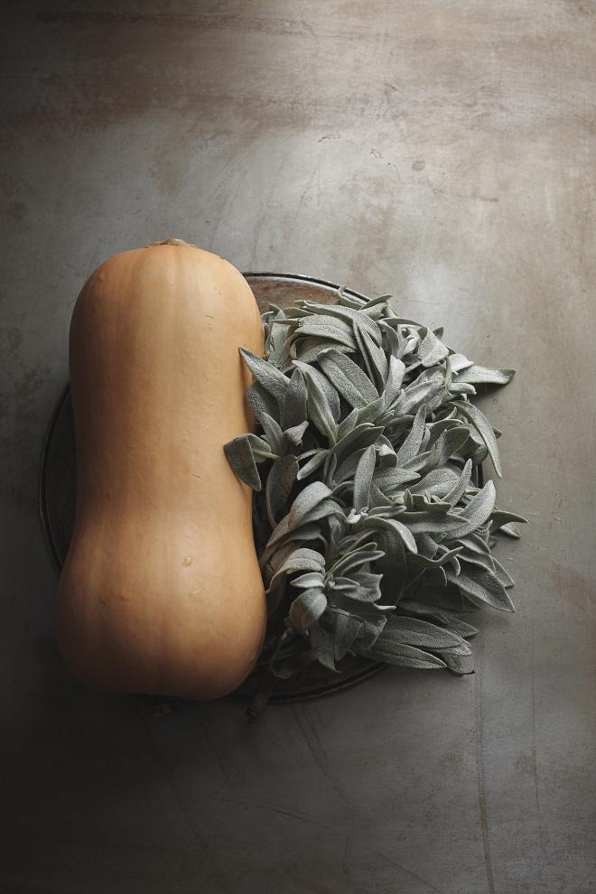 Butternut i szałwia | chilitonka