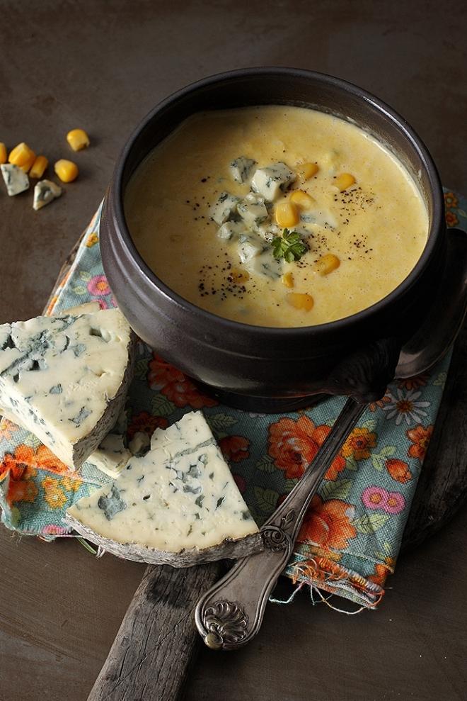 Corn soup | chilitonka