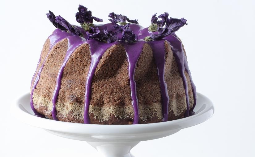 Babka czekoladowa  {bez mąki} / Chocolate bundt cake{flourless}