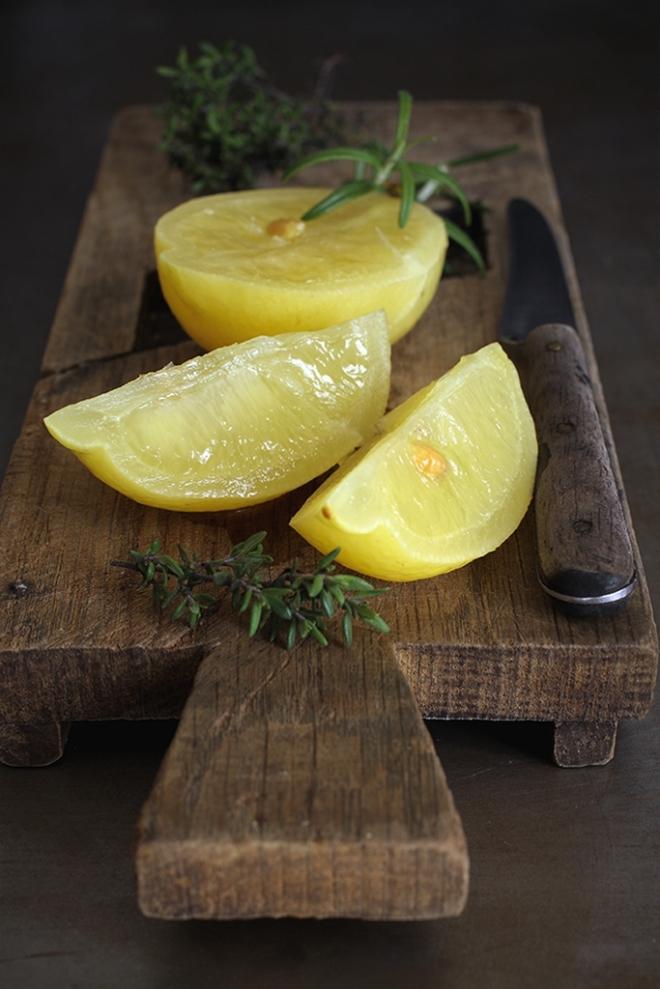 Citron confit | chilitonka