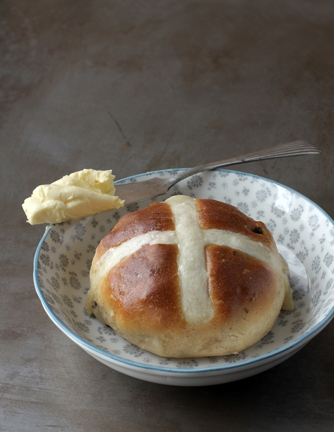 Hot Cross Buns | chilitonka