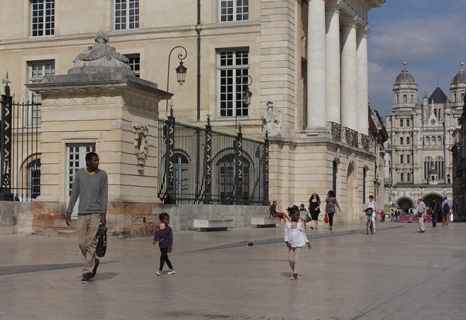 Pałac Książąt Burgundzkich Dijon | chilitonka