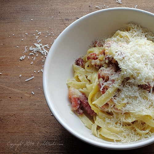 Carbonara | chilitonka