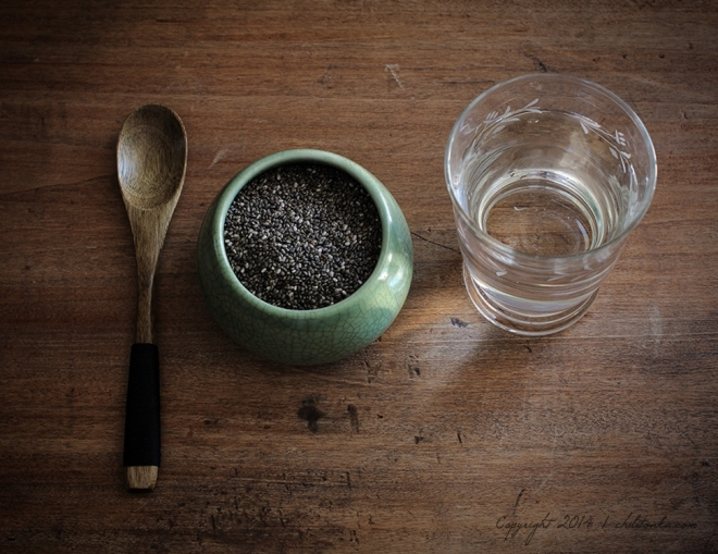 chia seeds instead of eggs | chilitonka