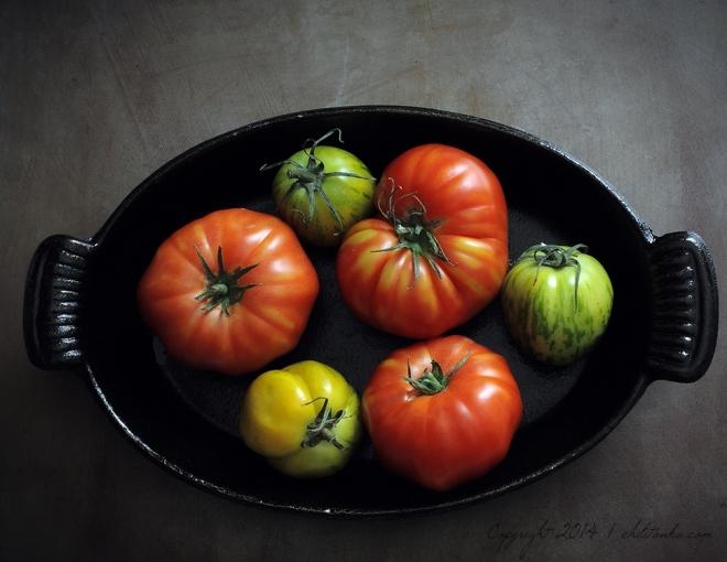 Pomidory | chilitonka