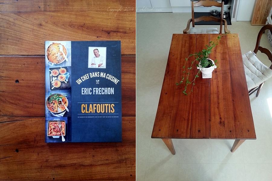 Książka i stół | chilitonka