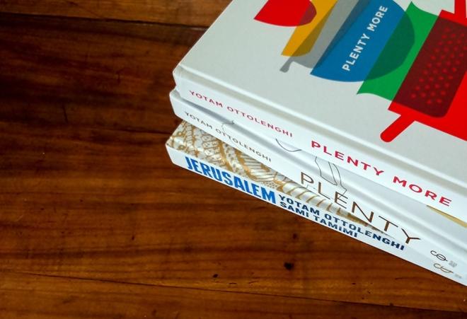 Yotam books