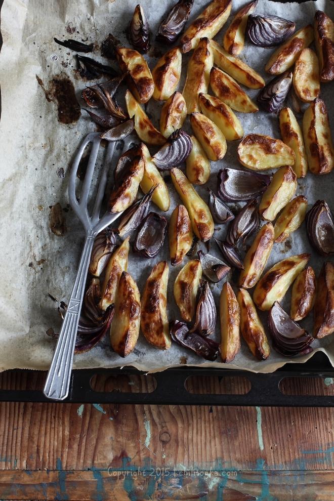 Ziemniaki z piekarnika | chilitonka