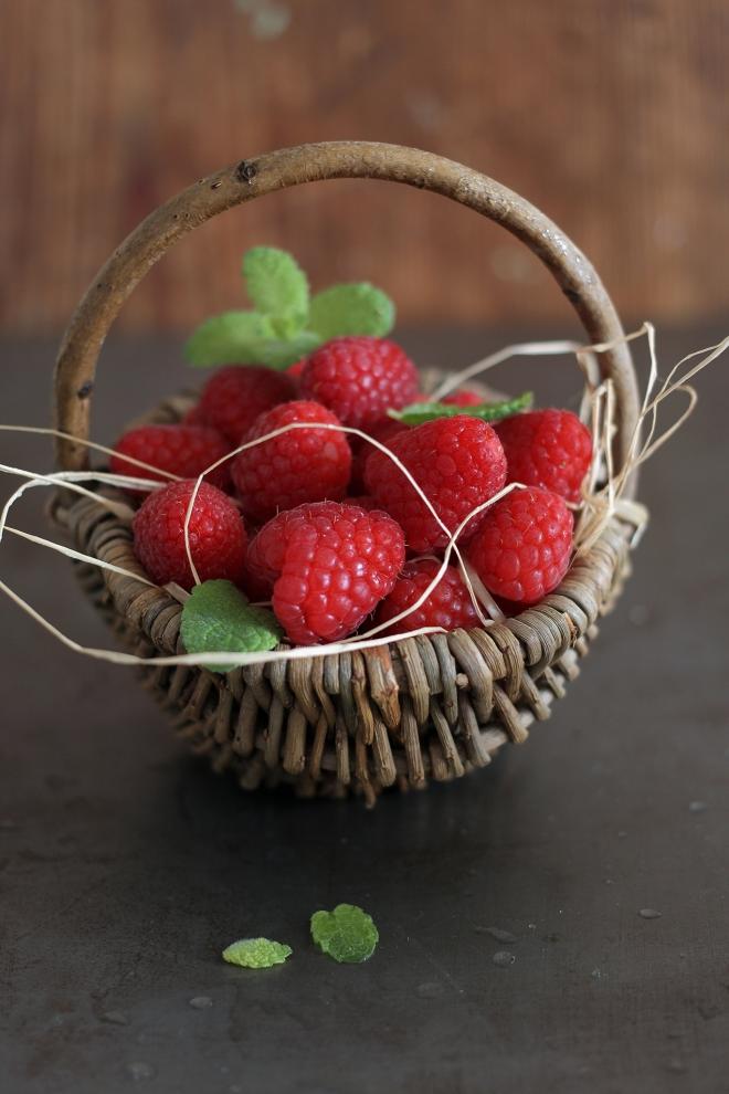 Raspberries | monika domańska