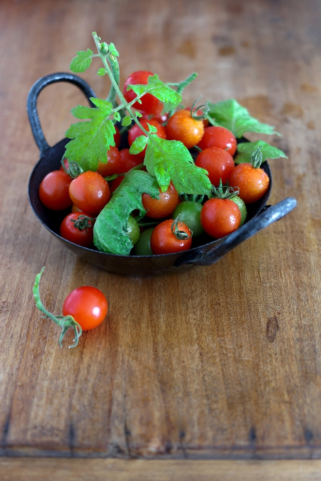 Pomidorki koktajlove | chilitonka