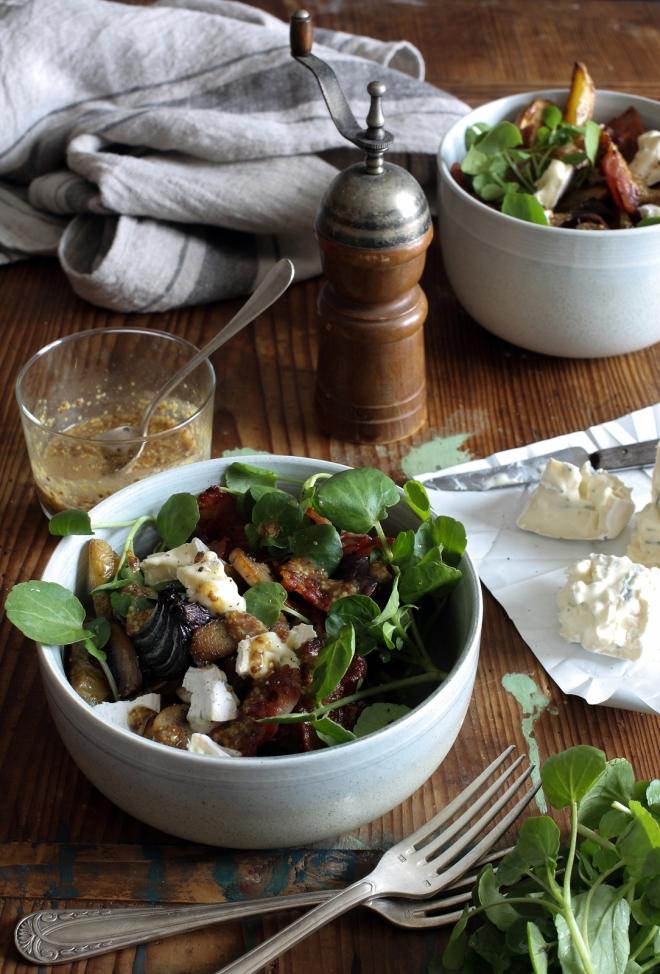 Salad | monika domańska