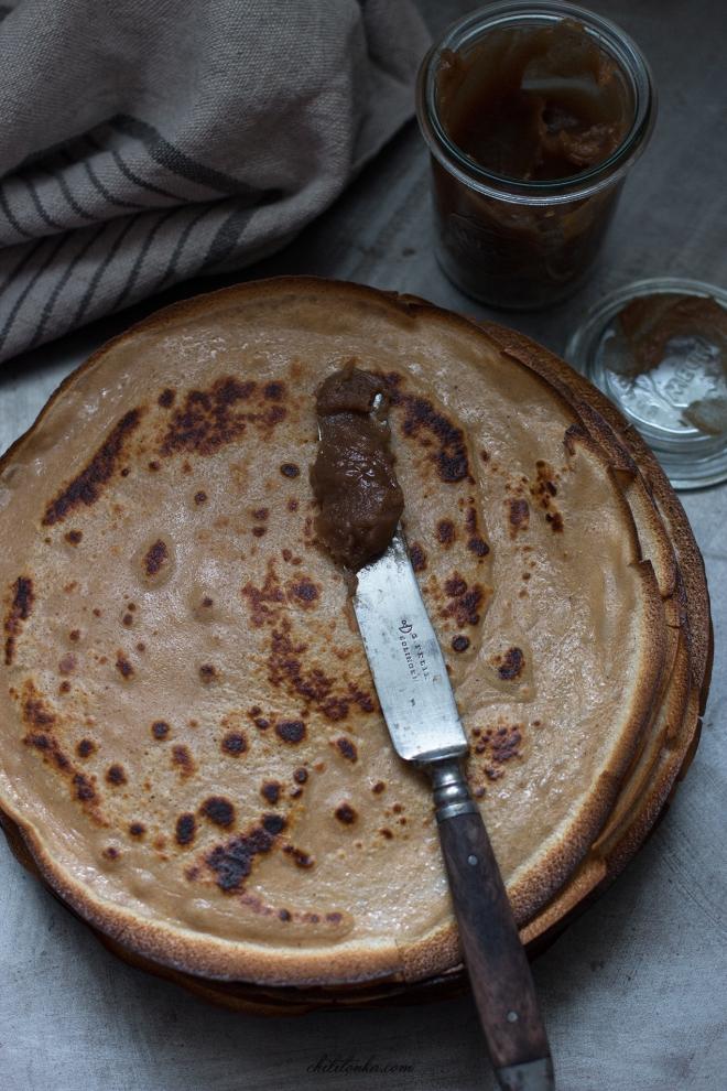 Naleśniki kasztanowe | chilitonka
